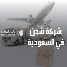 شركة شحن في السعودية الي مصر